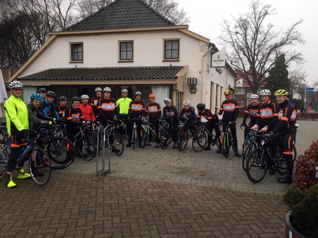 Ledenvergadering en Start fietsseizoen 2020/2021