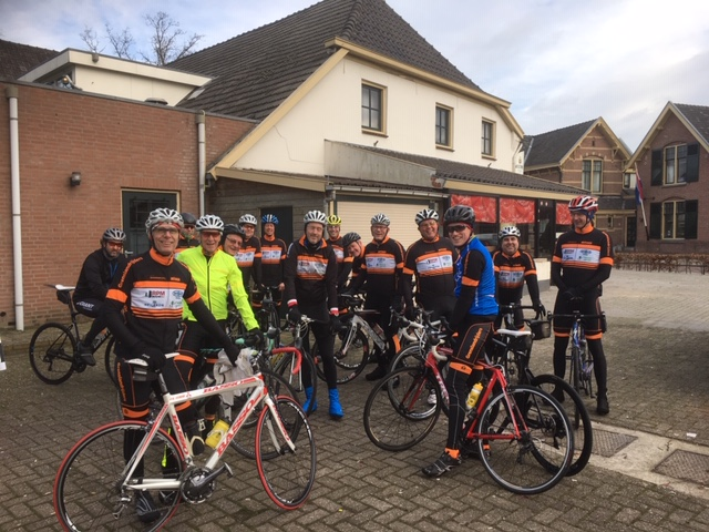 Start nieuwe fietsseizoen 20/21: openingsrit & lunch